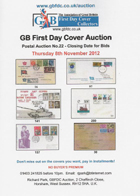 GBFDC Autumn 2012 Auction